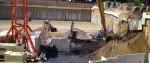 Chantier Dudelange: Diverses infrastructures