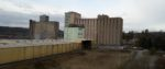 Chantier Mersch – Démolition des silos / abattoirs